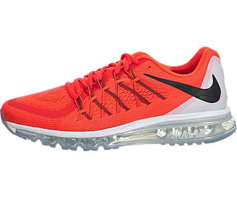 timeless design d16fb c5c13 Galleon - Nike Men s Air Max 2015, BRIGHT CRIMSON BLACK-SUMMIT WHITE, 9 M US