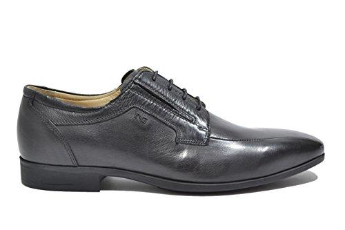 Nero Giardini Scarpe uomo elegante nero 5111 P705111U