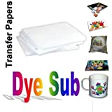 Dye Sublimation Paper 200 Sheets 8.5x11