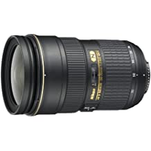Nikon AF-S FX NIKKOR 24-70mm f/2.8G ED Zoom Lens with Auto Focus for Nikon DSLR Cameras