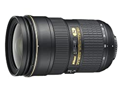 Nikon Af-s Fx Nikkor 24-70mm F2.8g Ed Zoom Lens With Auto Focus For Nikon Dslr Cameras