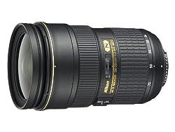 Nikon Af-s Fx Nikkor 24-70mm F2.8g Ed Zoom Lens With Auto Focus For Nikon Dslr Cameras