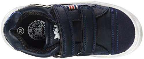 XTI Navy Zapato Sneaker Niño C Jungen Marineblau r4Zrq8wRIx