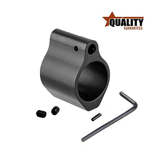 Octcum TAC 223 5.56 Low Profile Gas BIock (Ar Low Profile Gas Block)