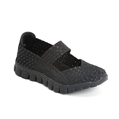 Scarpe Sneakers Sport Alesya in Slip On Elastico amp;Scarpe x5pwpz0