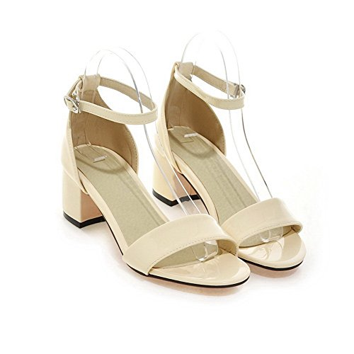Inconnu 1TO9, Bout Ouvert Femme Beige