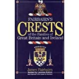 Fairbairns Crests of Fam Gr Br, Outlet Book Company Staff and Random House Value Publishing Staff, 0517610485