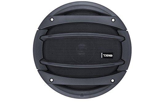 DS18 SLC652DPP 6.5-Inch 360 W Car Audio Dual Paper Cone Coaxial Speakers