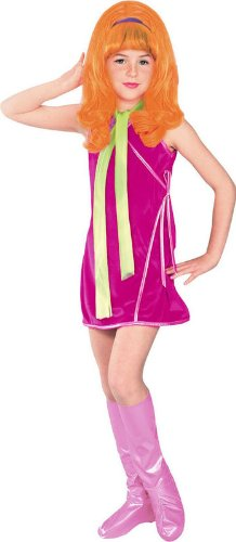 Daphne Child Costume - Medium -
