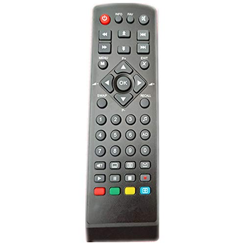 MAO YEYE New Remote Control Suitable for sagemcom Satellite Set top Box  Controller