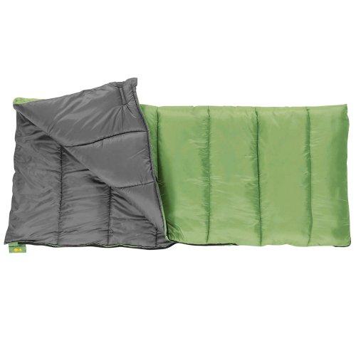 Eureka!  Sandstone 15-Degree Rectangular Sleeping Bag, Outdoor Stuffs