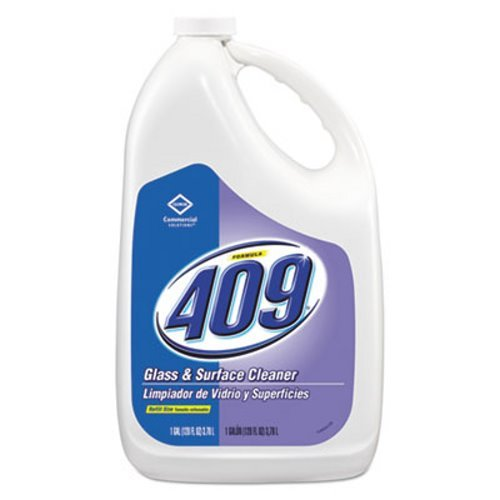 409 Glasses (Formula 409 - Glass & Surface Cleaner, 1gal Bottle 03107EA (DMi EA)