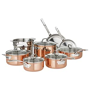 Viking Culinary 40571-9993C Stainless Steel Cookware Set