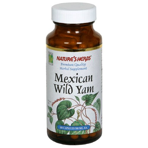 Zand Zand Mexican Wild Yam 100 Caps, 100 Count