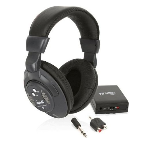 Absolute Dynamic Wireless Headphones with RF (Dynamic Transmitter)