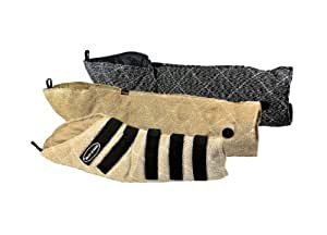 Dean & Tyler 3-Piece Pro Bundle Set, Includes French and Jute Full Arm Bite Sleeve/Hidden Sleeve for Training Intermediate Dogs