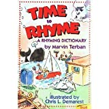 Time to Rhyme, Marvin Terban, 1563971283