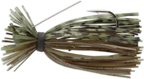(Terminator Finesse Jig (Green Pumpkin, 3/16-Ounce) )