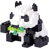 Kawada NBC_159 Nanoblock Giant Panda Renewal Building Kit