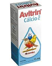 Avitrin Cálcio Plus Avitrin Para Pássaros