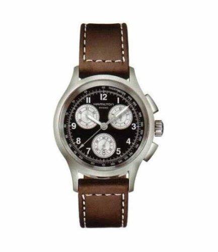 Hamilton H76412533 - Reloj de Pulsera Hombre, Color Marrón