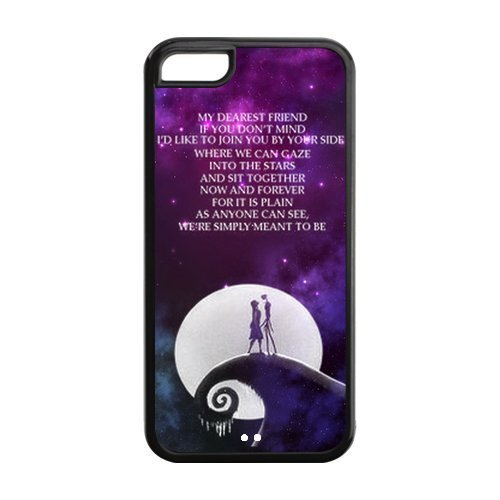 jack and sally 5c phone cases - 2