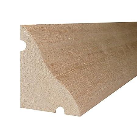 Door Accessories DIY Materials Hardwood Weather Bar External Timber Door Water Board Rain Deflector 915mm