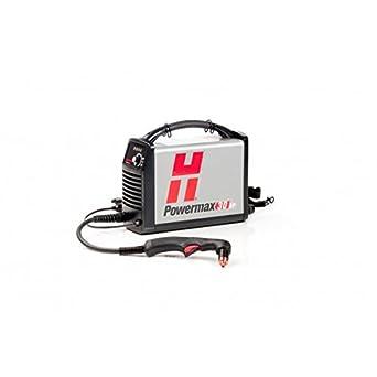 Hypertherm 0004905 Sistema Plasma de Nivel Profesional con Compresor de Aire Interno, 420 mm x 195 mm x 333 mm: Amazon.es: Industria, empresas y ciencia