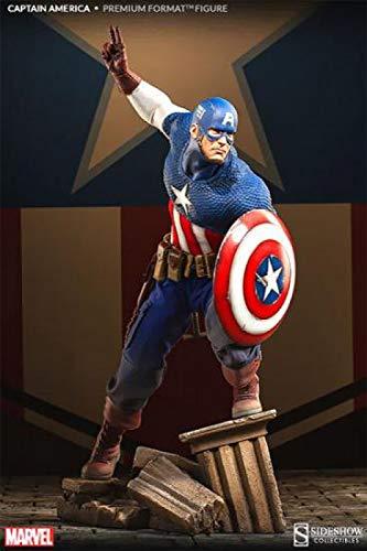 Marvel 1/4 Scale Premium Format Figure: Captain ()