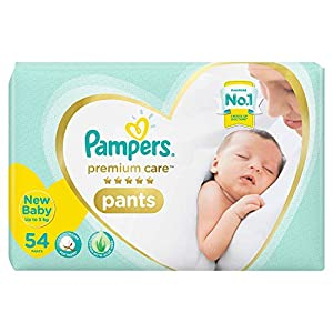 Pampers Premium Care Pants Diapers,...