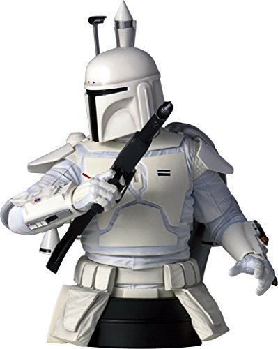 SDCC 2015 Exclusive Star Wars Prototype Boba Fett 1:6 Scale Mini Bust Limited to 750 - Exclusive Mini Bust