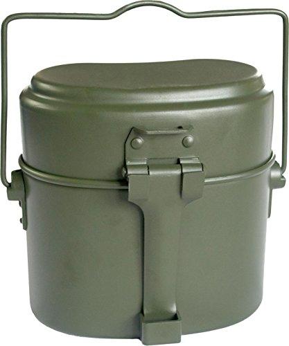 Original Bundeswehr Aluminium Kochgeschirr