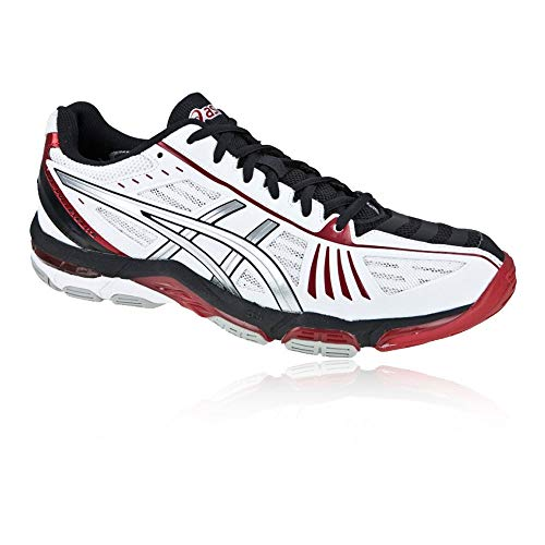 Terra 2 Black Asics Gel Battuta Elite volley Da Scarpe w1txYq1