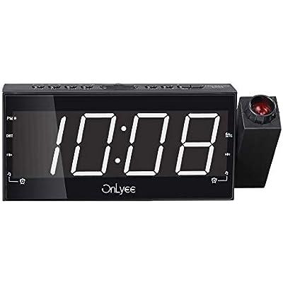 onlyee-projection-clock-am-fm-radio