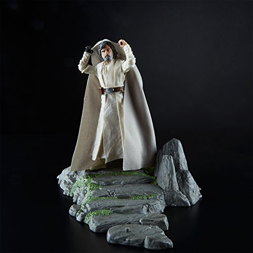 upc 630509615797 product image for Star Wars C3196 The Black Series Luke Skywalker (Jedi Master) on Ahch-to Island