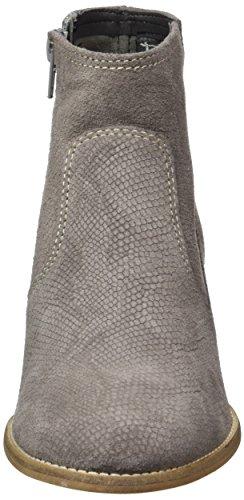 25341 Grey Botines Tamaris Mujer Structure Gris 228 para 4qz6zXdw