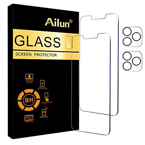 Vidrio Templado Y Protectores De Lente Para iPhone 13 Pro