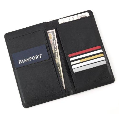 416wTjzedYL - Samsonite Travel Wallet, Black