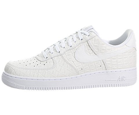 nike air force 1 '07 LV8 mens trainers 718152 sneakers shoes (US 11.5, white sail 103) - Nike Air Force Trainers