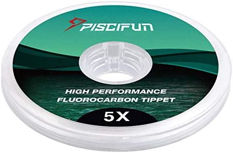 /Superior Abriebfestigkeit/ /Low Visibility/ Piscifun Fluorocarbon Fliegenfischen Habit,/ /33yd Gr/ö/ße: 0/x 1/x 2/x 3/x 4/x 5/x 6/x