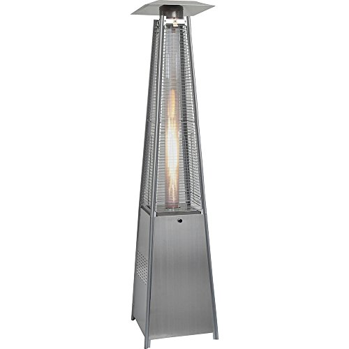 Hanover 42000 BTU Pyramid Propane Patio Heater, 7
