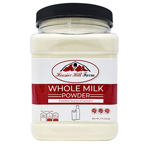 (Hoosier Hill Farm All American Dairy Whole Milk Powder 1 lb)
