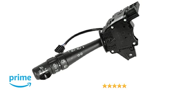 For Cadillac SRX 07 GM Original Equipment Turn Signal /& Headlamp Dimmer Switch