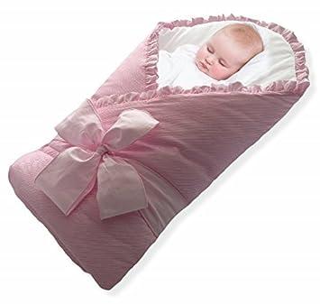 Amazon.com: BUNDLEBEE Baby Wrap, manta Swaddle y el bebé Kit ...