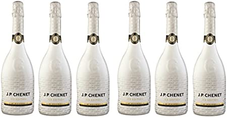 JP Chenet Vino Spumante - Pack de 6 Botellas de 0.75 l - Total: 4.5 l