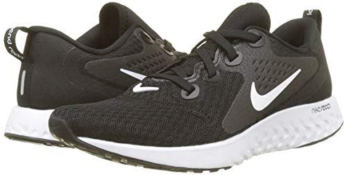 Running React De Zapatillas Mujer Para Nike Legend Negro nTqIaZWg