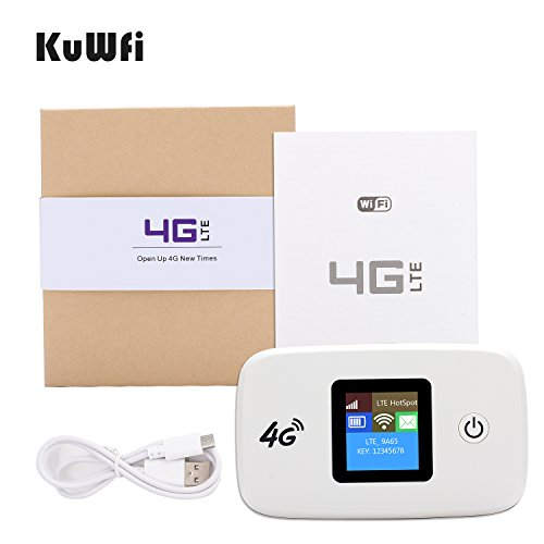 KuWFi US Version 4G LTE Router
