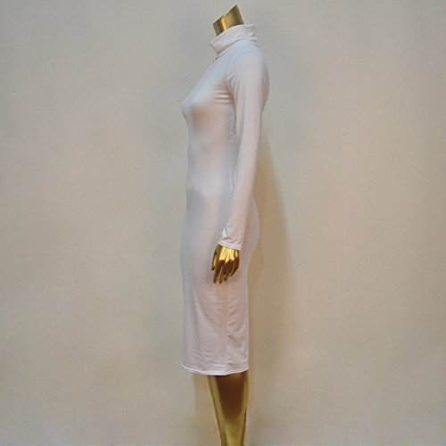 Weiß Etui 38 Trendy Kleid C Damen schwarz X schwarz tw80gO1qx