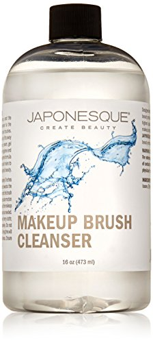 JAPONESQUE Makeup Brush Cleanser, Citrus, 16 fl oz