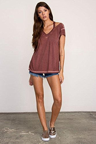 rvca-womens-sure-thing-loose-fit-tee-rosewood-large